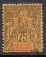 DAHOMEY N°14 N* - Dahomey (1899-1944)