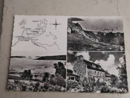 VDS CPA LA BAIE DE LAUNAY PLOUBAZLANEC TEL 259 PAIMPOL RESTAURANT PENSION CHEZ CHEVOIR - France