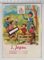Disque D'instruction Pour Enfants. Panneau De Signalisation Routière / Verkehrszeichen / Segnale Stradale / Traffic Sign - Transports