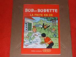 Bd Publicitaire - Willy Vandersteen - Bob Et Bobette - Mini-album - OZO - Bob Et Bobette