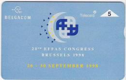 P 461 20 Th Effas Congres (Mint,Neuve) Très Rare - Belgien