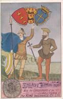 ETHELRED II & EDMOND IRONSIDES THE KING INSURANCE CO LTD (ADV062) - Publicité