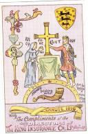 ANUTE 1016 THE KING INSURANCE CO LTD (ADV063) - Advertising
