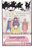HAROLD II THE KING INSURANCE CO LTD (ADV066) - Advertising