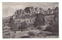 ITALIE  /  CORTINA  D' AMPEZZO  ( BELLUNO ) /  VERSO  IL  POMAGAGNON  ( 2290 M. ) - Italia