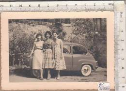 PO5358B#  Fotografia - AUTO FIAT 600 Anni '50 - Cars