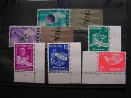 == Nigeria Lot  ** MNH  , - Nigeria (1961-...)