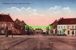 BEVERLOO STATIESTRAAT RUE DE LA STATION - Beringen