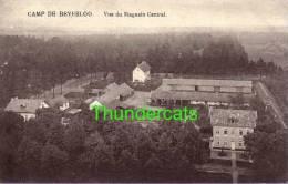 CAMP DE BEVERLOO VUE DU MAGASIN CENTRAL - Leopoldsburg (Kamp Van Beverloo)