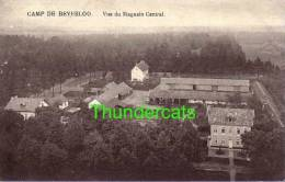 CAMP DE BEVERLOO VUE DU MAGASIN CENTRAL - Leopoldsburg (Camp De Beverloo)