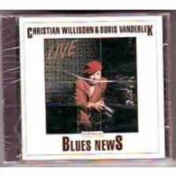 Christian Willisohn Boris Vanderlek  °°°°°  Cd - Blues