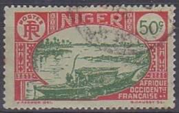 µ12 -  NIGER -  N° 41 - OBLITERE (2)