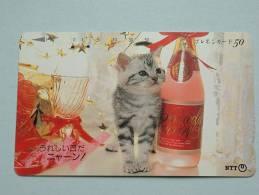 CHAT / CAT / KAT / POES ( NTT Japan ) ! - Katten