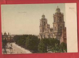 Q0382 Mexico La Catedral Pioneer, Non Circulé - Mexiko