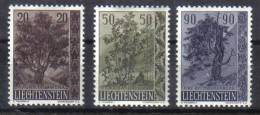LIECHTENSTEIN  Xx  1958   MI 371/73    Vedi  Foto ! - Liechtenstein