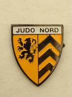 Pin´s JUDO NORD - LION - Judo