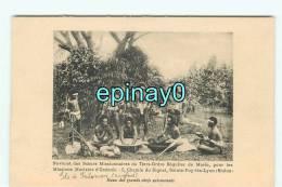 B - SALOMON - Missions Maristes - KAWA Des Grand Chefs Salomonais - VENTE FLASH - Solomon Islands