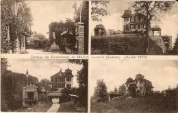Lucerne  Chateau De Hunenberg Au Maihof - LU Lucerne
