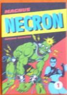 Magnus Necron 1 - Carte Postale - Cartes Postales