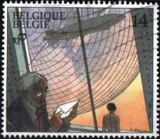 BELGIQUE 2430 (o) Les Cités Obscures De François SCHUITEN & Benoit PEETERS 4 Comics Cartoon Strip Bédé - Comics