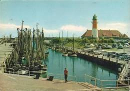 D-25761 Büsum - Nordseeheilbad - Hafen - Cars - Buesum