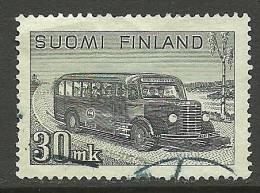 FINLAND FINNLAND Suomi Autobus Ca 1930 O - Busses