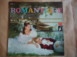 WAL-BERG ET SON GRAND ORCHESTRE / SOIREE ROMANTIQUE 33T - Classique