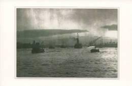 Icebreaker Krasin In The Port Of Leningrad - Russia