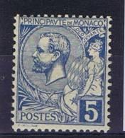 Monaco, 1891 Mi 12 MH/* - Monaco