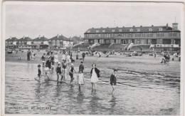 Paddling At Hoylake. Post Used 1934. - Altri