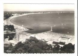 LE   POULIGUEN   -   La Plage Et La Baie De La Baule - Le Pouliguen