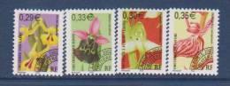 France Préoblitéré Neuf Y&T N° 244 à 247 ** - 1989-....