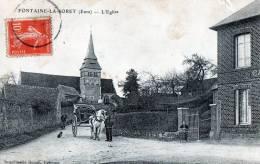 [27] Eure > Autres Communes Fontaine La Soret L Eglise - Sonstige Gemeinden