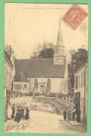 28 BEAUMONT-les-AUTELS - L'église - France