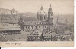 REPUBLIQUE TCHEQUE - Gruss Aus PRAG ! - Tchéquie