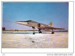 AV 01 - Mirage IV - Avion Marcel Dassault - 1946-....: Ere Moderne