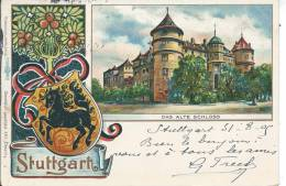 ALLEMAGNE - STUTTGART - Stuttgart