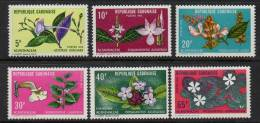 Gabon 1972 Flowers MNH - Non Classificati