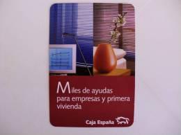 Bank/Banque/Banco Caja España 2005 - Calendarios