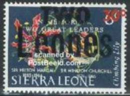 Sierra Leone 1966 Flowers MNH - Sin Clasificación