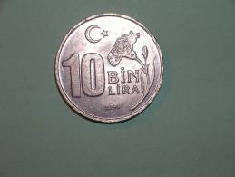 Turquia 10 Bin Lira  1994 (3836) - Turquia