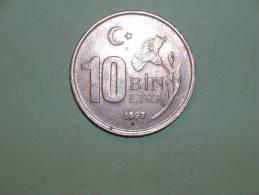 Turquia 10 Bin Lira  1997 (3838) - Turquia