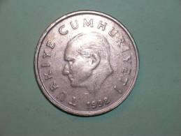 Turquia 50 Bin Lira  1998 (3839) - Turquia