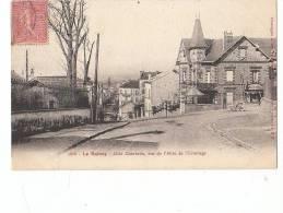 93 LE RAINCY  Allée GAMBETTA Vue De L' Allée De L' ERMITAGE En 1905 - Le Raincy
