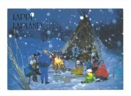 Cp, Laponie, Lappi Lapland - Cartes Postales