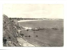 Cp, 66, Argelès-sur-Mer, Falaises Et Rochers Au Racou, Voyagée - Argeles Sur Mer
