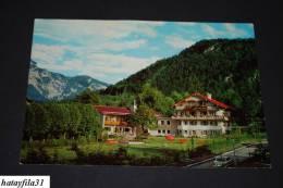"""Bayerisch Gmain - HOTEL - PENSION """" SONTHEIMER """" /     ( T - 86 ) - Bad Reichenhall"""