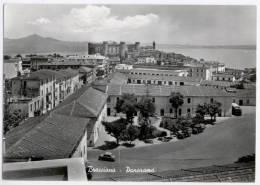 BRACCIANO, PANORAMA, B/N, VG 1963    **//** - Italia