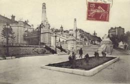 CPA Marseille: L´escalier Monumental De La Gare. - Old Port, Saint Victor, Le Panier