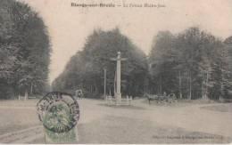 .BLANGY SUR BRESLE ( Le Poteau Maitre Jean ) - Blangy-sur-Bresle